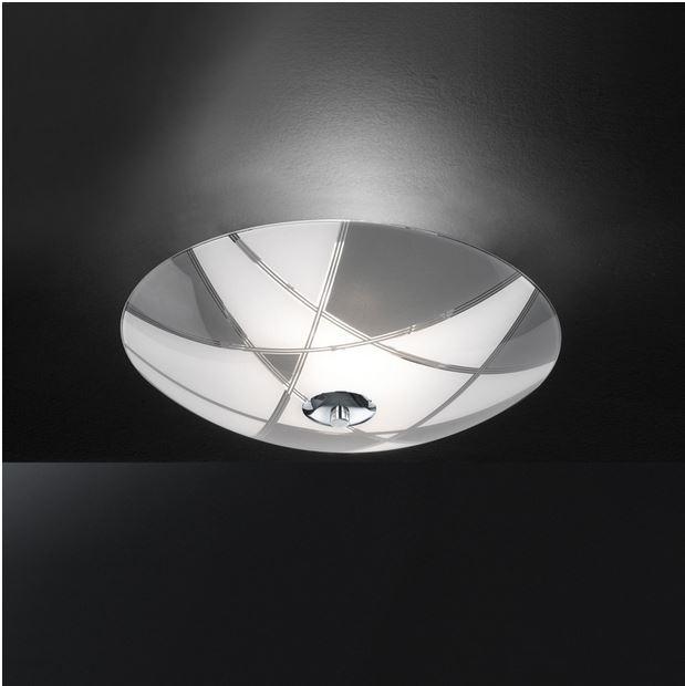 honsel malte deckenlampe 20822 lampe deckenleuchte flur k chenlampe f r led ebay. Black Bedroom Furniture Sets. Home Design Ideas