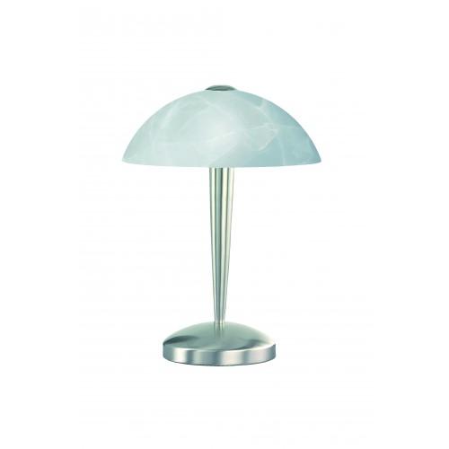 action wofi tischleuchte lampe okto tischlampe leuchte touch me muster fehl 2 ebay. Black Bedroom Furniture Sets. Home Design Ideas